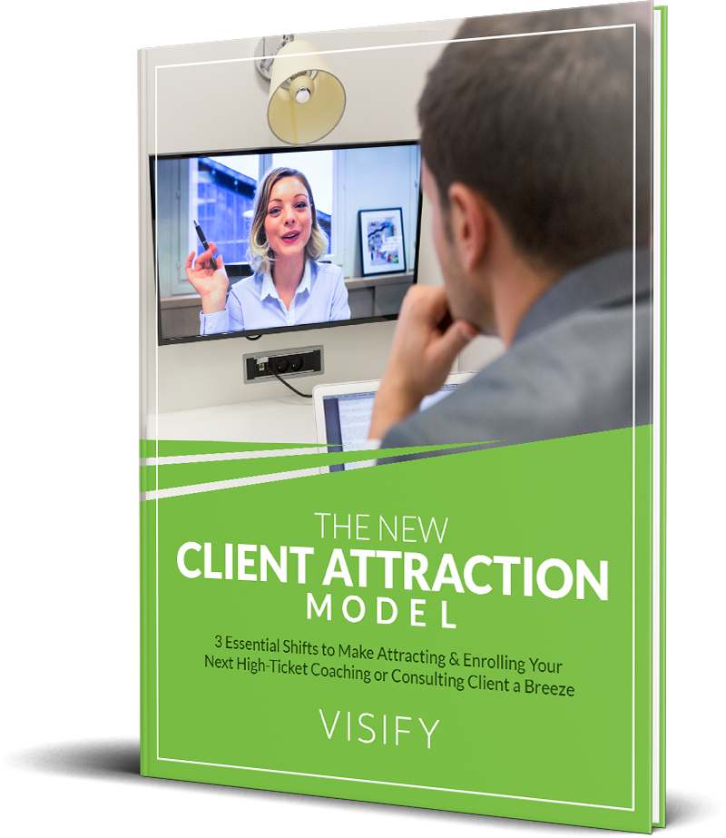 The New Client Attraction Model